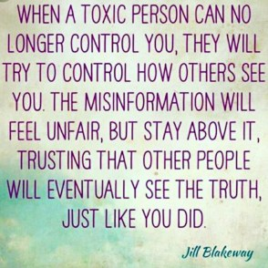 rise above toxic